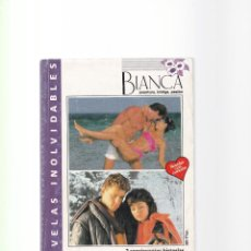 Libros de segunda mano: BIANCA - 2 NOVELAS HARLEQUIN 1990. Lote 156484206