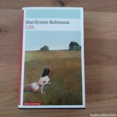 Libros de segunda mano: LILA. MARILYNNE ROBINSON.. Lote 156525405