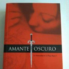 Libros de segunda mano: AMANTE OSCURO/J.R.WARD. Lote 158697454