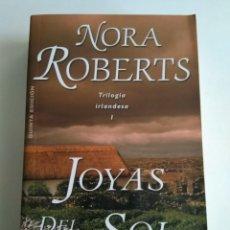 Libros de segunda mano: JOYAS DEL SOL/ NORA ROBERTS. Lote 158705265