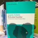 Libros de segunda mano: LAURIE COLWIN. FELICIDAD FAMILIAR.. Lote 159845506