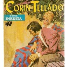 Libros de segunda mano: CORÍN TELLADO INÉDITA. Nº 317. TÚ ENTIENDES LA FELICIDAD. ROLLAN. (P/C43). Lote 160236746