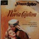 Libros de segunda mano: LA NOVIA CAUTIVA. JOHANNA LINDSEY. Lote 160724430