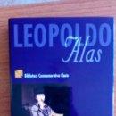 Libros de segunda mano: LEOPOLDO ALAS CLARÍN. *PIPA*DOÑA BERTA *CUERVO*SUPERCHERÍA.. Lote 161276741