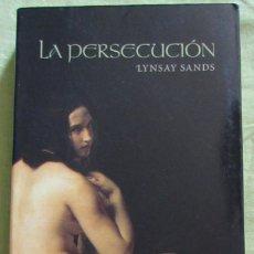 Libros de segunda mano: LA PERSECUCIÓN. LINDAY SANDS. MANDERLEY. 2008. Lote 162311386