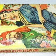 Libros de segunda mano: UNA AVENTURA EN BOMBAY/ Mª ADELA DURANGO/ BRUGUERA/ / CAJA 152. Lote 163181486