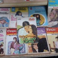 Libros de segunda mano: LOTE 13 NOVELAS ROMANTICAS // CORIN TELLADO Y OTRAS. Lote 163375578