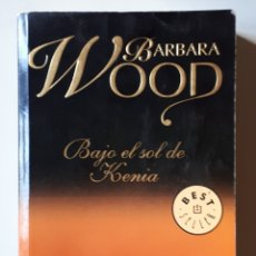 Libros de segunda mano: LIBRO BAJO EL SOL DE KENYA. Lote 163541838