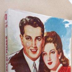 Libros de segunda mano: COLECCIÓN PIMPINELA Nº 21 - MARZO 1947 - MARY CARMEN MERIA - LA SOMBRA DEL PECADO - 192 PGS.. Lote 164714894