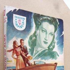 Libros de segunda mano: COLECCIÓN PIMPINELA Nº 65 - FEBRERO 1948 - PILAR G. RÚA - DESTRUYÓ SU ALMA - 180 PGS. MUY NUEVA. Lote 216822316