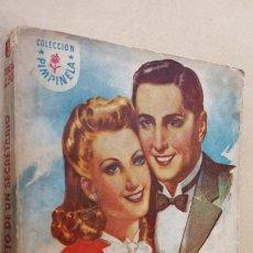 Libros de segunda mano: COLECCIÓN PIMPINELA Nº 3 - 1ª EDICIÓN JULIO 1946 - MARÍA TERESA ALBÓ - SIGMA PUBLICIDAD. Lote 164818358