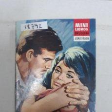 Libros de segunda mano: 18792 - MINI LIBROS BRUGUERA - CORIN TELLADO - SERIE ROSA - DIME LA VERDAD - Nº 672. Lote 243760140
