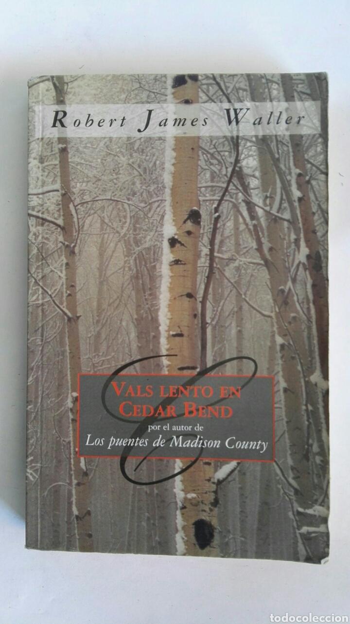 VALS LENTO EN CEDAR BEND (Libros de Segunda Mano (posteriores a 1936) - Literatura - Narrativa - Novela Romántica)