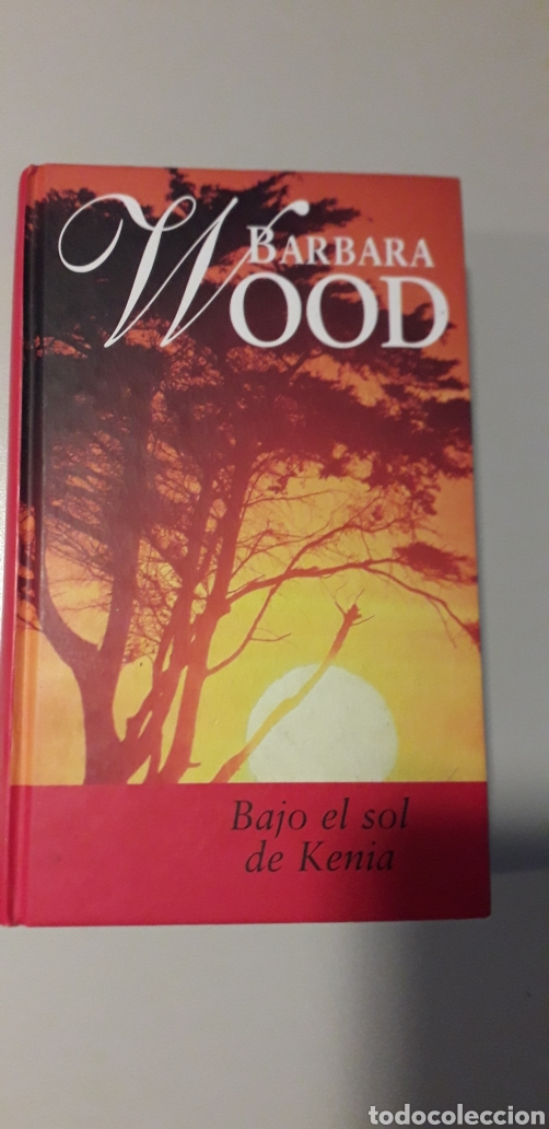 BAJO EL SOL DE KENIA (Libros de Segunda Mano (posteriores a 1936) - Literatura - Narrativa - Novela Romántica)