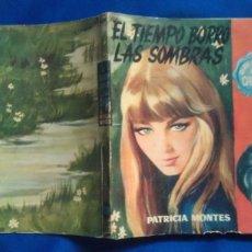 Libros de segunda mano: EL TIEMPO BORRO LAS SOMBRAS - PATRICIA MONTES - BIBLIOTECA CHICAS 231. Lote 166705338