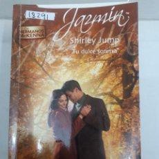 Libros de segunda mano: 18291 - NOVELA ROMANTICA - JAZMIN - TU DULCE SONRISA - Nº 101. Lote 166879492