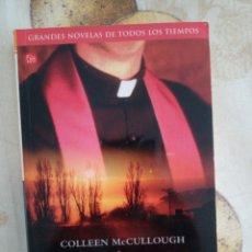 Libros de segunda mano: EL PÁJARO ESPINO. COLLEEN MCCULLOUGH. PUNTO DE LECTURA 2006. 795PGS.. Lote 166915270