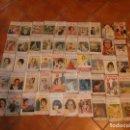 Libros de segunda mano: LOTE 49 EJEMPLARES NOVELA ROSA BRUGUERA MÁS OTRAS DOS NOVELAS SIMILARES.. Lote 167696956