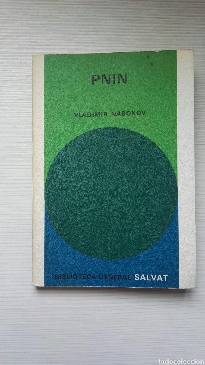 PNIN VLADIMIR NABOKOV (Libros de Segunda Mano (posteriores a 1936) - Literatura - Narrativa - Novela Romántica)