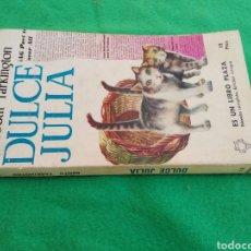 Libros de segunda mano: LIBRO DULCE JULIA. Lote 168346036