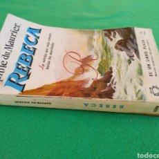 Libros de segunda mano: LIBRO REBECA. Lote 168354040