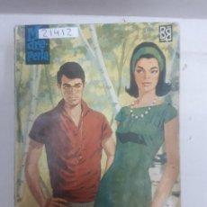 Libros de segunda mano: 21412 - NOVELA ROMANTICA - CORIN TELLADO - COL. MADRE PERLA - FELICIDAD - Nº 801. Lote 168784672