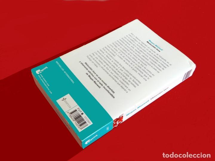 Libros de segunda mano: MELOCOTÓN LOCO, DE MEGAN MAXWELL - FIRMADO Y DEDICADO POR LA AUTORA - 1ª EDICIÓN BOOKET - Foto 8 - 168953708