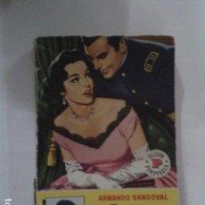 Libros de segunda mano: RETORNO APASIONADO. ARMANDO SANDOVAL. Lote 168968248