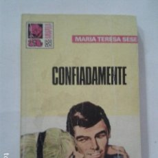 Libros de segunda mano: CONFIADAMENTE. MARIA TERESA SESE. Lote 169001872