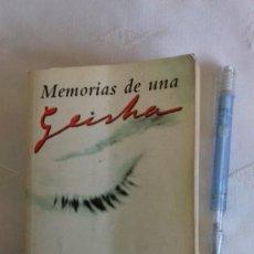 Libros de segunda mano: MEMORIAS DE UNA GEISHA DE ARTHUR GOLDEN LIBRO. Lote 169049360