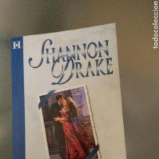 Libros de segunda mano: BAILE DE MÁSCARAS. SHANNON DRAKE. Lote 169068628