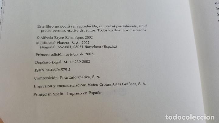 Libros de segunda mano: El huerto de mi amada - Alfredo Bryce Echenique - Foto 3 - 169224940