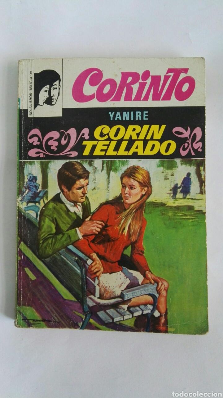 YANIRE CORIN TELLADO CORINTO (Libros de Segunda Mano (posteriores a 1936) - Literatura - Narrativa - Novela Romántica)