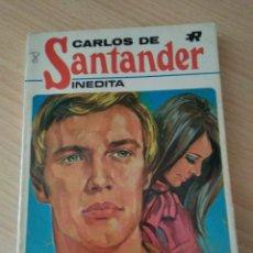 Libros de segunda mano: CARLOS DE SANTANDER. LLEVAMOS CAMINOS DIFERENTES. Lote 170363152