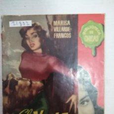Livros em segunda mão: 21802 - NOVELA ROMANTICA - BIBLIOTECA DE CHICAS - EL VALLE PERDIDO - Nº 134. Lote 170907485