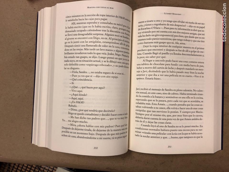 Libros de segunda mano: LOTE DE 9 NOVELAS DE ELÍSABET BENAVENT. COMO NUEVAS. TÍTULOS EN DESCRIPCIÓN. - Foto 12 - 171021490
