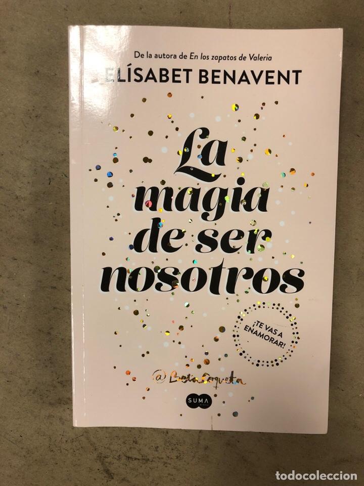 Libros de segunda mano: LOTE DE 9 NOVELAS DE ELÍSABET BENAVENT. COMO NUEVAS. TÍTULOS EN DESCRIPCIÓN. - Foto 22 - 171021490