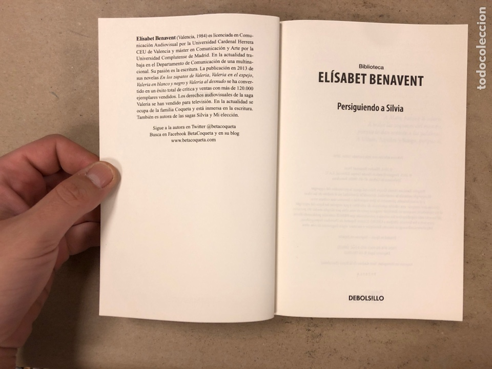 Libros de segunda mano: LOTE DE 9 NOVELAS DE ELÍSABET BENAVENT. COMO NUEVAS. TÍTULOS EN DESCRIPCIÓN. - Foto 29 - 171021490