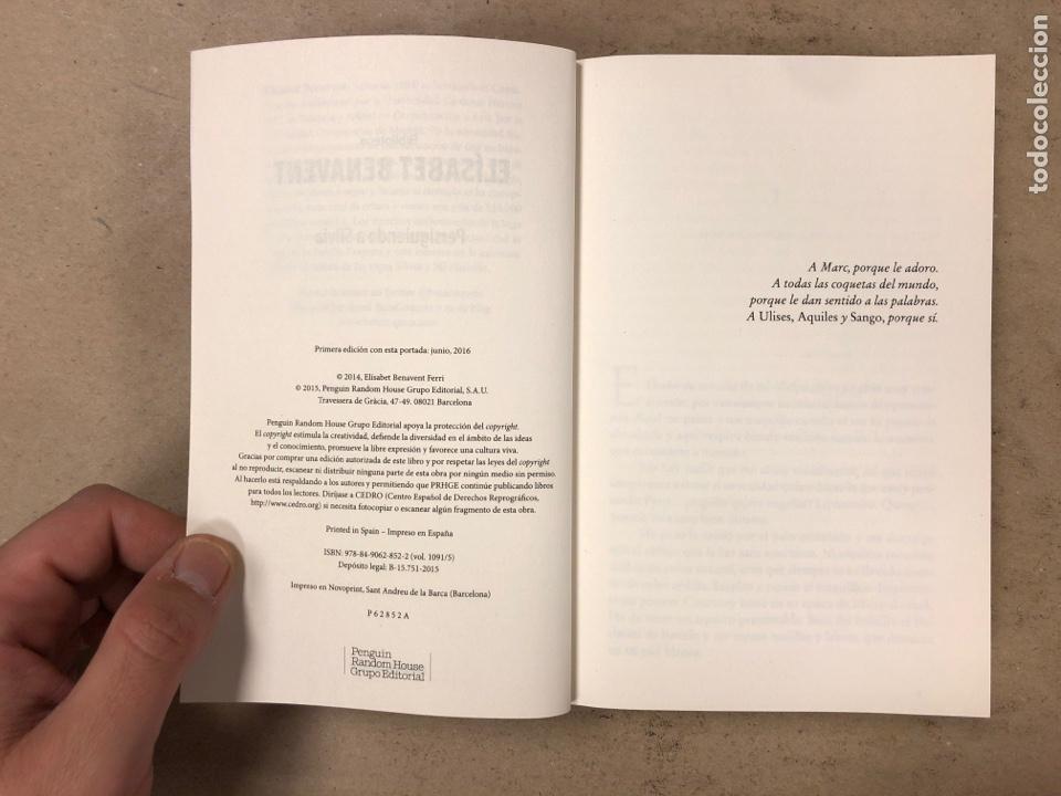 Libros de segunda mano: LOTE DE 9 NOVELAS DE ELÍSABET BENAVENT. COMO NUEVAS. TÍTULOS EN DESCRIPCIÓN. - Foto 30 - 171021490