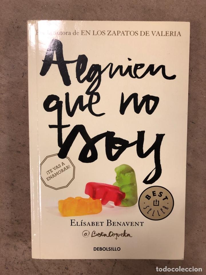 Libros de segunda mano: LOTE DE 9 NOVELAS DE ELÍSABET BENAVENT. COMO NUEVAS. TÍTULOS EN DESCRIPCIÓN. - Foto 35 - 171021490