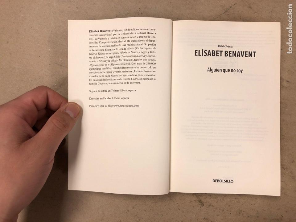 Libros de segunda mano: LOTE DE 9 NOVELAS DE ELÍSABET BENAVENT. COMO NUEVAS. TÍTULOS EN DESCRIPCIÓN. - Foto 36 - 171021490