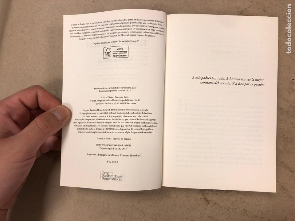 Libros de segunda mano: LOTE DE 9 NOVELAS DE ELÍSABET BENAVENT. COMO NUEVAS. TÍTULOS EN DESCRIPCIÓN. - Foto 44 - 171021490