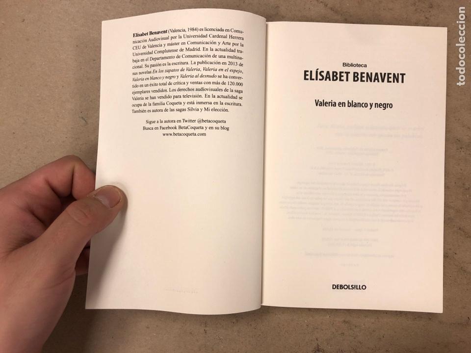 Libros de segunda mano: LOTE DE 9 NOVELAS DE ELÍSABET BENAVENT. COMO NUEVAS. TÍTULOS EN DESCRIPCIÓN. - Foto 50 - 171021490