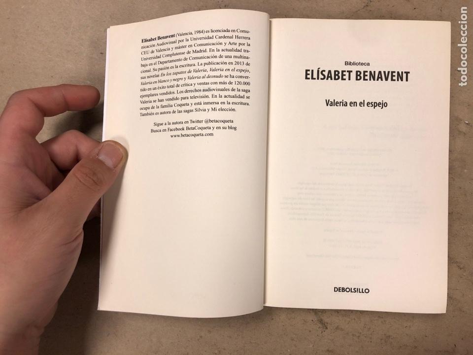 Libros de segunda mano: LOTE DE 9 NOVELAS DE ELÍSABET BENAVENT. COMO NUEVAS. TÍTULOS EN DESCRIPCIÓN. - Foto 57 - 171021490