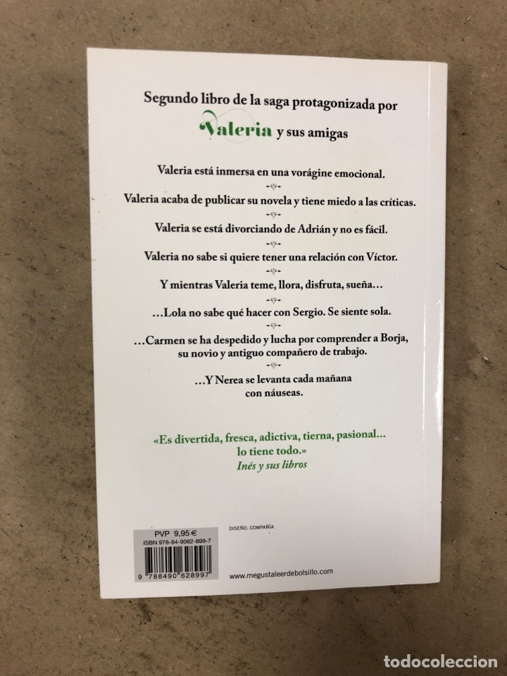 Libros de segunda mano: LOTE DE 9 NOVELAS DE ELÍSABET BENAVENT. COMO NUEVAS. TÍTULOS EN DESCRIPCIÓN. - Foto 60 - 171021490