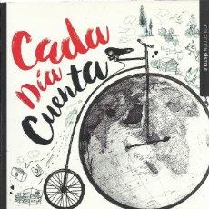 Libros de segunda mano: YAUCI MANUEL FERNÁNDEZ-CADA DÍA CUENTA.ESDRÚJULA EDICIONES.2016.. Lote 171026988