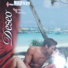 Libros de segunda mano: 22272 - HARLEQUIN DESEO - NOVELA ROMANTICA - RECUERDOS DE UNA NOCHE - Nº 1845. Lote 171033884