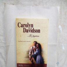Livres d'occasion: NOVELA ROMANTICA - LA FUGITIVA POR CAROLYN DAVIDSON . Lote 171141139