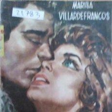 Livros em segunda mão: 21783 - NOVELA ROMANTICA - BIBLIOTECA DE CHICAS - EL IDOLO DE ORO - Nº 161. Lote 171295418