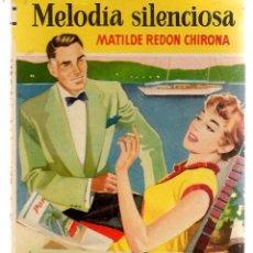 Libros de segunda mano: CAMELIA. Nº 33. MELODIA SILENCIOSA. MATILDE REDÓN CHIRONA. BRUGUERA. (P/D38). Lote 171415752